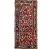 Link to 5' 4 x 11' 3 Heriz Persian Runner Rug
