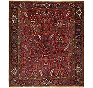 Link to 8' 7 x 9' 9 Heriz Persian Rug