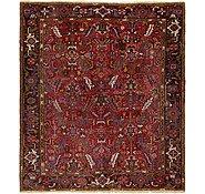 Link to 8' 7 x 9' 9 Heriz Persian Rug