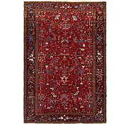 Link to 7' 6 x 11' 7 Heriz Persian Rug