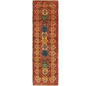 Link to 2' 10 x 10' 6 Ghashghaei Persian Runner Rug