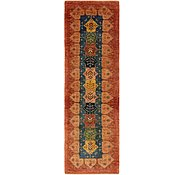 Link to 3' x 10' 2 Ghashghaei Persian Runner Rug