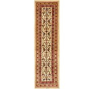 Link to 2' 9 x 10' Ghashghaei Persian Runner Rug