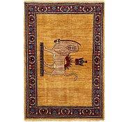 Link to 3' 6 x 5' 2 Ghashghaei Persian Rug
