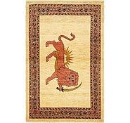 Link to 3' 5 x 5' 7 Ghashghaei Persian Rug