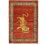 Link to 3' 8 x 5' 8 Ghashghaei Persian Rug