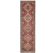 Link to 2' 7 x 9' 6 Roodbar Persian Runner Rug