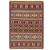 Link to 4' 3 x 6' 2 Kilim Fars Rug
