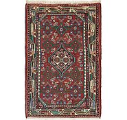 Link to 2' 7 x 4' 2 Mazlaghan Persian Rug