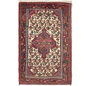 Link to 2' 8 x 4' 4 Mazlaghan Persian Rug