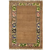 Link to 2' 9 x 3' 10 Yalameh Persian Rug