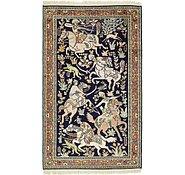 Link to 3' x 5' 2 Kashmir Oriental Rug