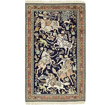 91x157 Kashmir Rug