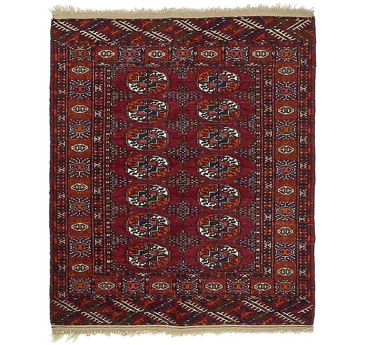 85cm x 107cm Bokhara Oriental Rug