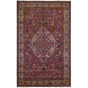 11' 6 x 18' 8 Yazd Persian Rug