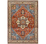 Link to 14' 6 x 20' Heriz Persian Rug