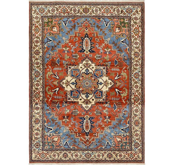 14' 6 x 20' Heriz Persian Rug