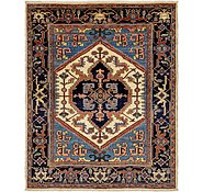 Link to 12' 6 x 15' 3 Heriz Persian Rug
