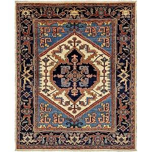 HandKnotted 12' 6 x 15' 3 Heriz Persian Rug