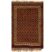 Link to 3' 9 x 5' 8 Shiraz Persian Rug