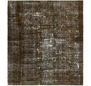 Link to 9' 10 x 11' Ultra Vintage Persian Square Rug