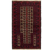 Link to 2' 9 x 5' Balouch Persian Rug