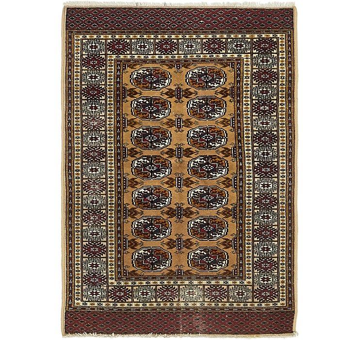 2' 10 x 4' Bokhara Oriental Rug