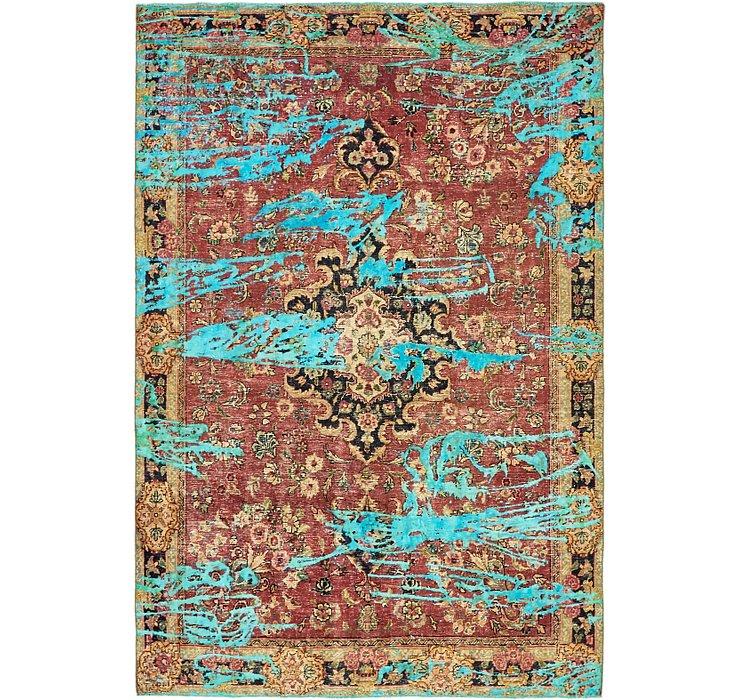 5' 5 x 8' Ultra Vintage Persian Rug