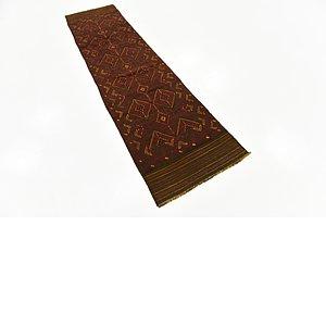 Unique Loom 2' x 8' 3 Sumak Runner Rug