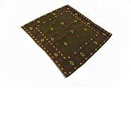 Link to 132cm x 137cm Sumak Square Rug
