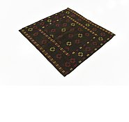 Link to 3' 9 x 3' 10 Sumak Square Rug