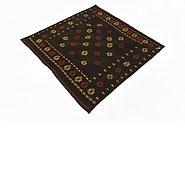Link to 3' 10 x 4' Sumak Square Rug
