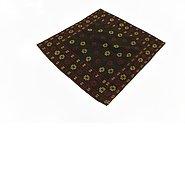 Link to 3' 10 x 4' 2 Sumak Square Rug