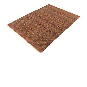 Unique Loom 4' 3 x 5' 10 Sumak Rug