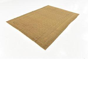 Unique Loom 6' 7 x 9' Sumak Rug