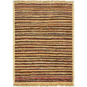 Unique Loom 1' 7 x 2' 3 Modern Ziegler Rug