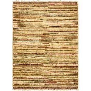 Unique Loom 1' 6 x 2' Modern Ziegler Rug