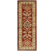 Link to 2' x 5' 7 Kazak Runner Rug