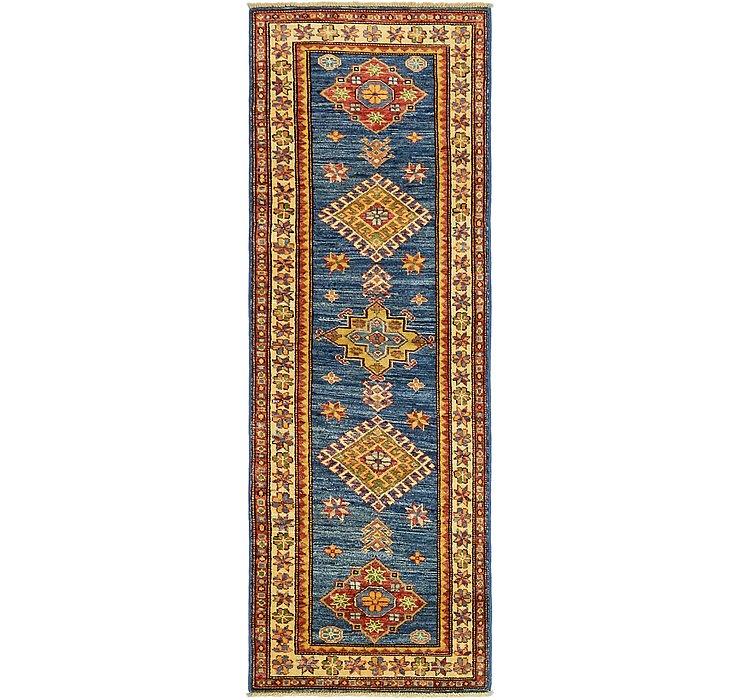2' x 6' 1 Kazak Runner Rug