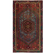 Link to 4' x 7' 2 Hamedan Persian Runner Rug