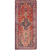 Link to 3' 9 x 8' 6 Hamedan Persian Runner Rug