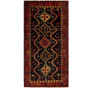 Link to 5' x 10' 6 Koliaei Persian Runner Rug