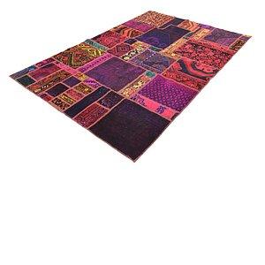 5' 6 x 8' 3 Ultra Vintage Persian Rug