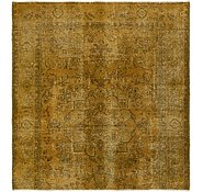 Link to 203cm x 213cm Ultra Vintage Persian Square Rug