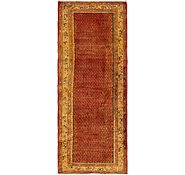 Link to 137cm x 345cm Farahan Persian Runner Rug