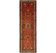 Link to 3' 7 x 11' 6 Hamedan Persian Runner Rug