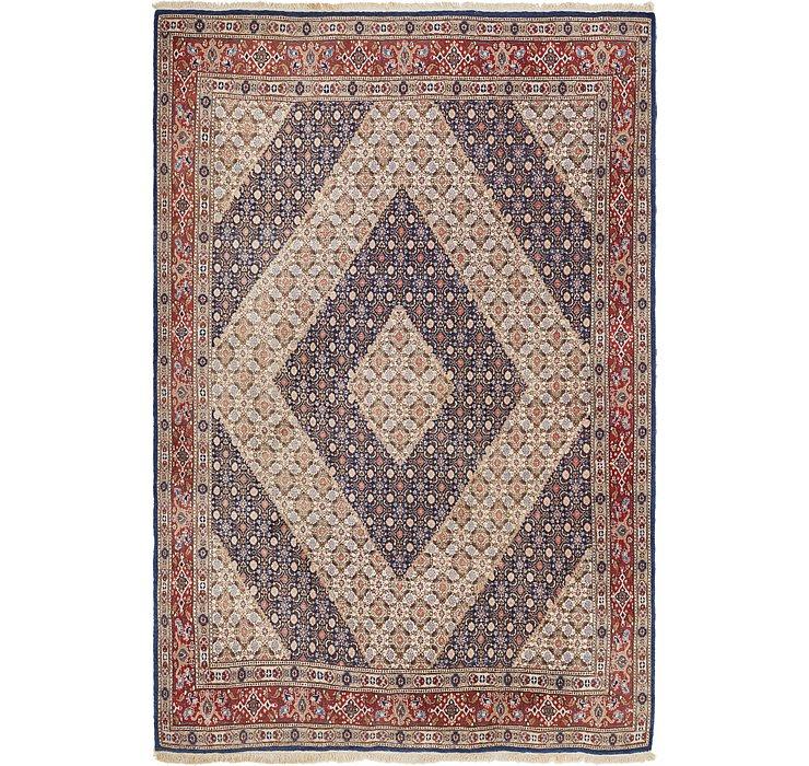8' x 12' Mood Persian Rug