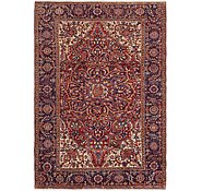 Link to 8' x 11' 8 Heriz Persian Rug