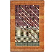 Link to 6' 9 x 10' 3 Shiraz-Gabbeh Persian Rug