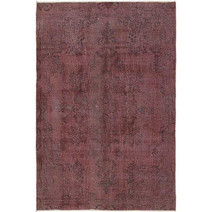 6' 7 x 10' Ultra Vintage Persian Rug